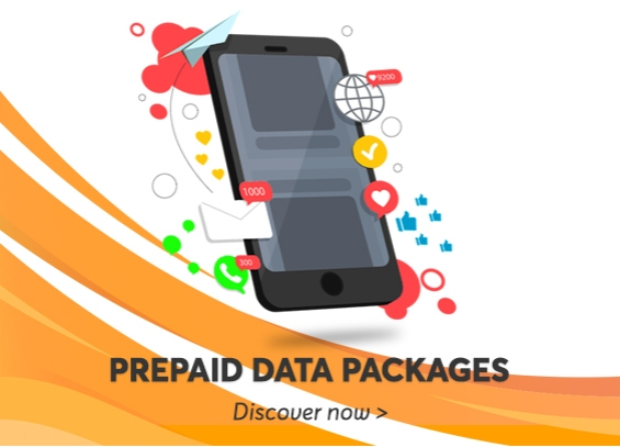 Prepaid Data Package