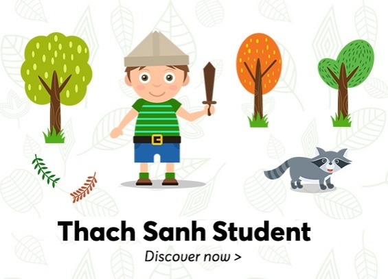 Thach Sanh Student
